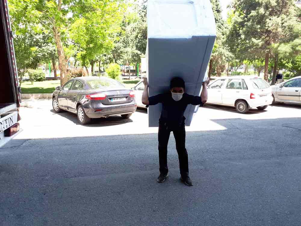 حمل اثاثیه منزل در قلهک