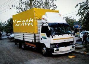حمل اثاثیه منزل در شهرآرا