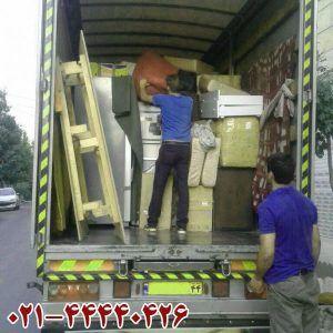 حمل اثاثیه منزل در طرشت