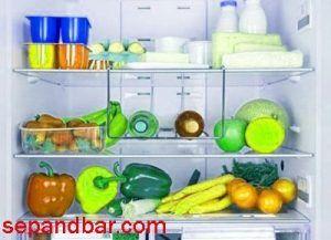 حمل مواد غذایی یخجال در اثاث کشی