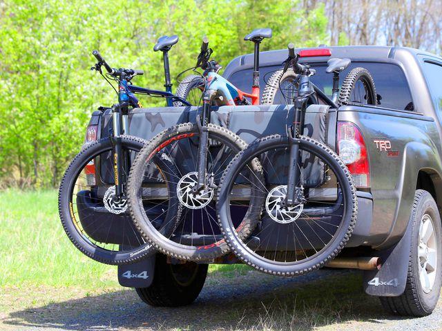 حمل دوچرخه با ماشین