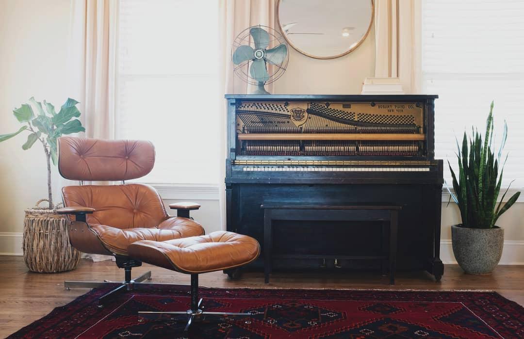 آموزش حمل پیانو
