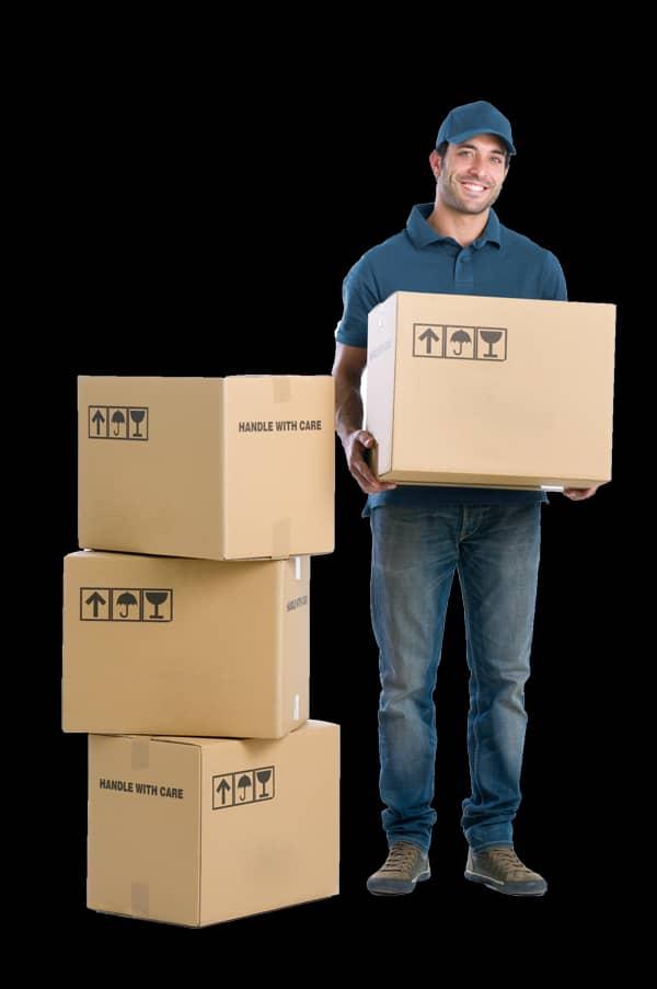 بسته بندی اثاثیه شهران