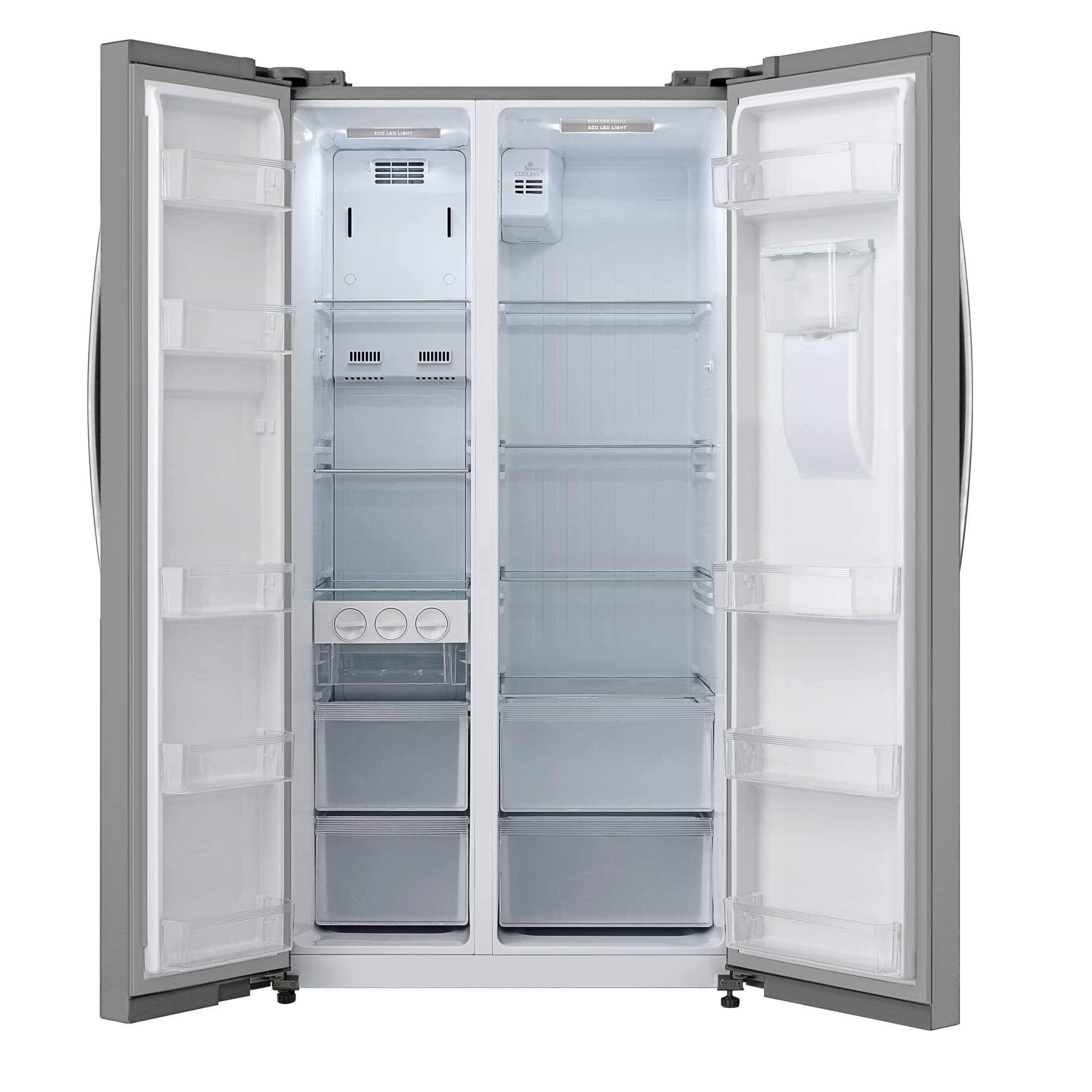 نگهداری یخچال ساید بای ساید