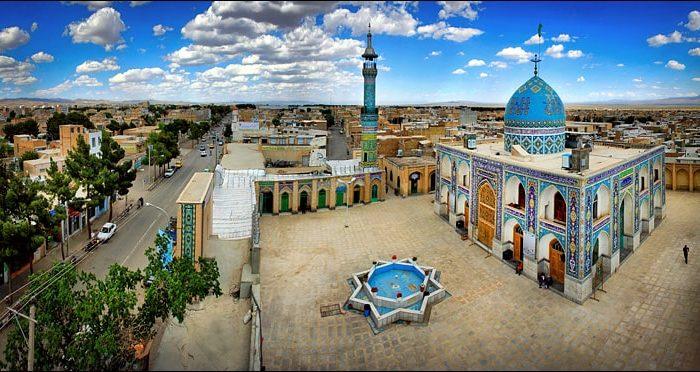 حمل بار و باربری تهران به سبزوار