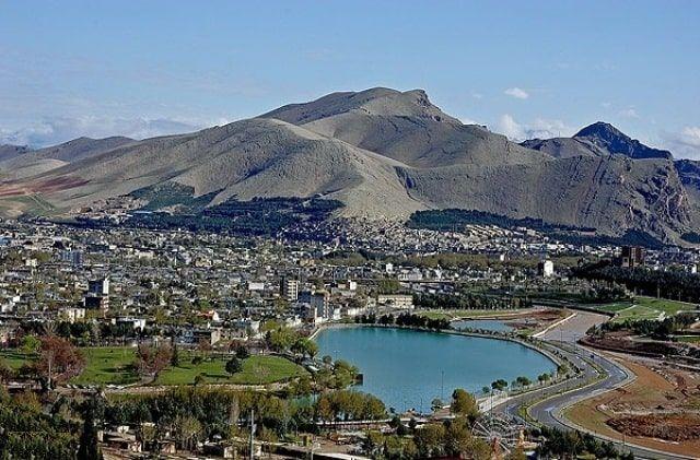 اتوبار تهران به خرم آباد