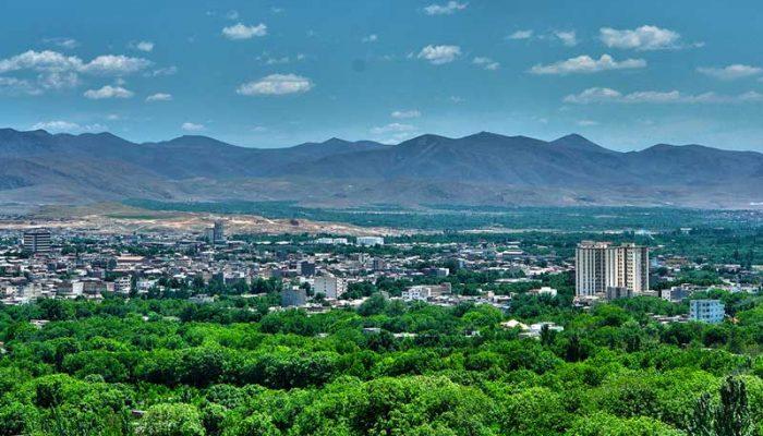 باربری تهران به مراغه