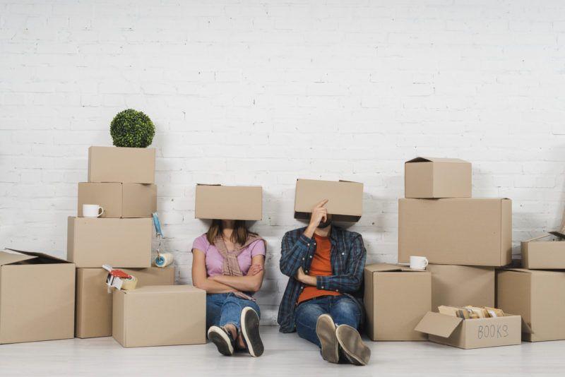 بسته بندی تخصصی اثاثیه منزل