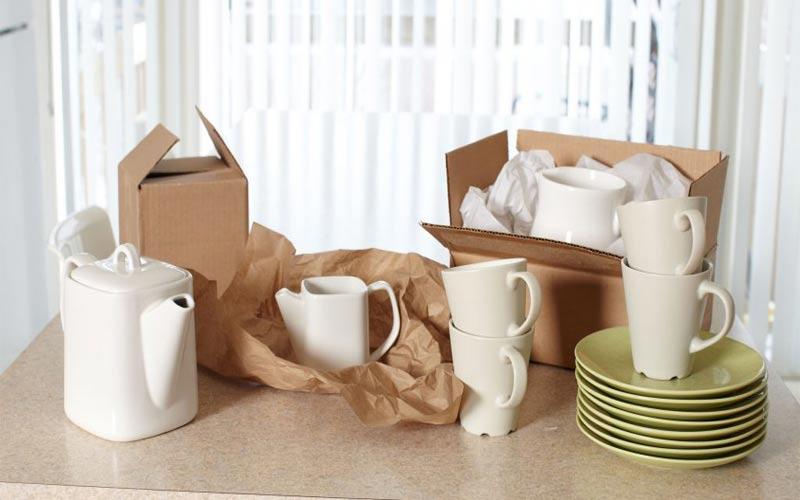 ترفند بسته بندی آشپزخانه
