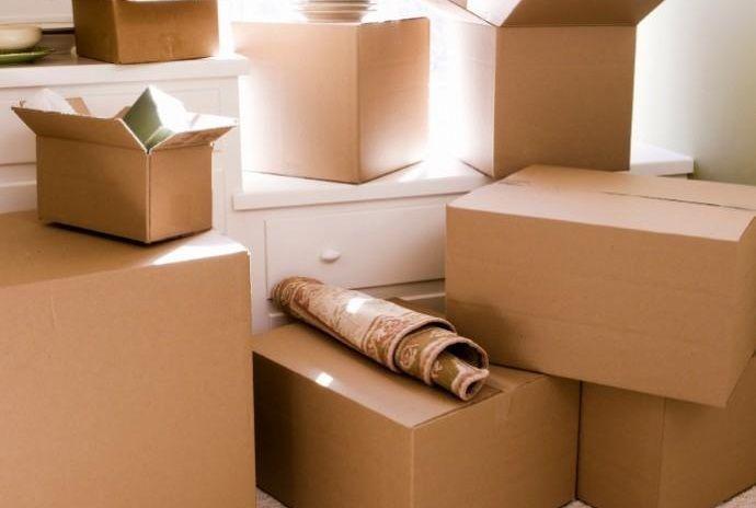 شروع بسته بندی از ساده ترین اتاق ها
