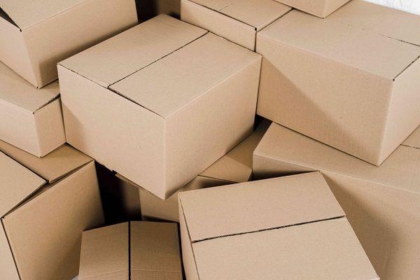 عدم برچسب زدن جعبه های اسباب کشی