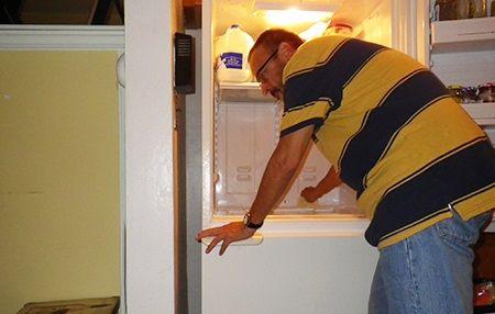آماده سازی یخچال برای اسباب کشی