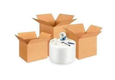 از قبل لوازم بسته بندی لازم را آماده کنید