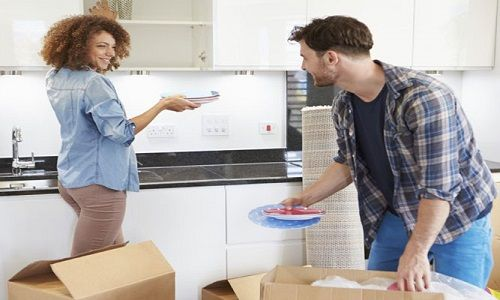 بسته بندی اصولی لوازم آشپزخانه