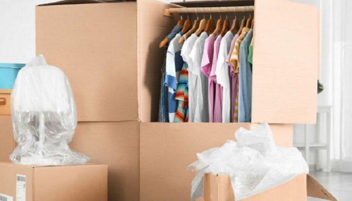 بهترین روش بسته بندی لباس در هنگام اسباب کشی
