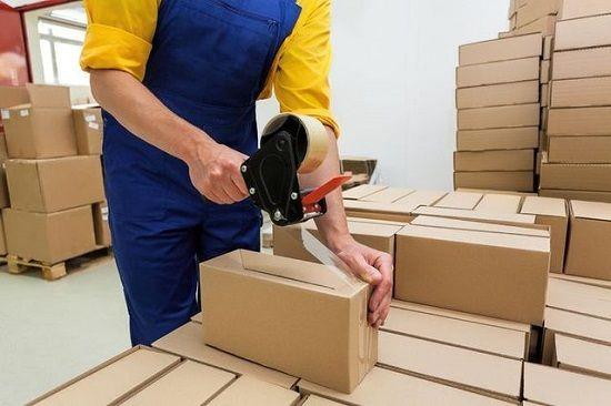 خدمات بسته بندی اثاثیه