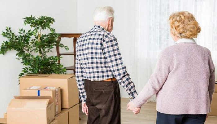 اسباب کشی راحت با وجود سالمندان