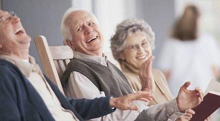 ایجاد محیطی آرام برای سالمندان