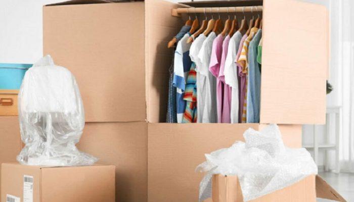 تکنیک هایی برای بسته بندی اصولی لباس در هنگام اسباب کشی